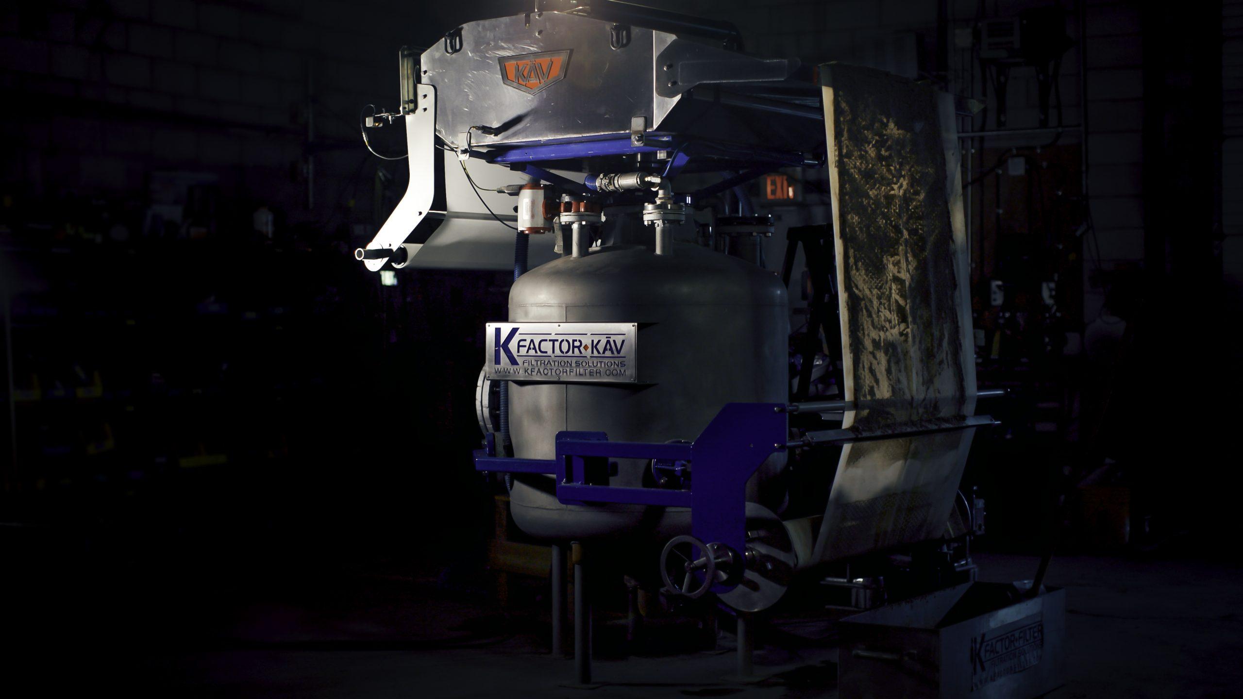 K Factor KAV Frame